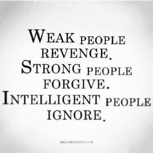 weak, strong, intelligent
